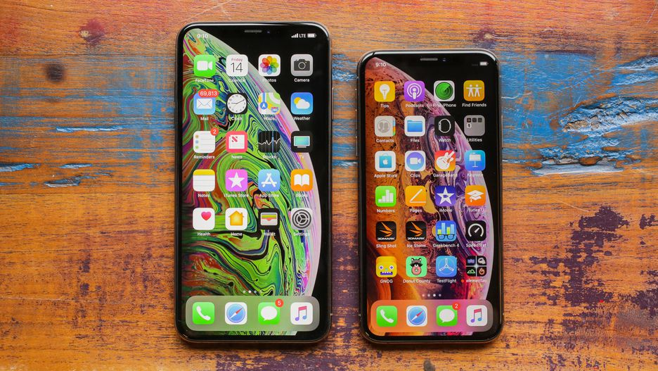 Apple Iphone XS et XS Max review
