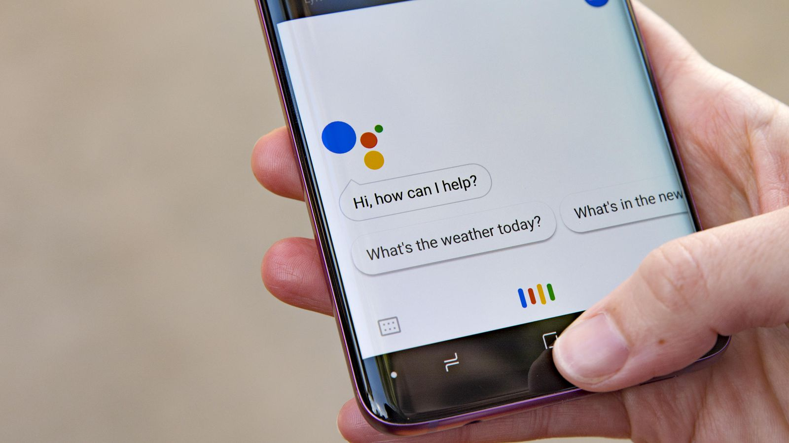 Voice Action Services est une alternative conforme à l'UE de Google Assistant