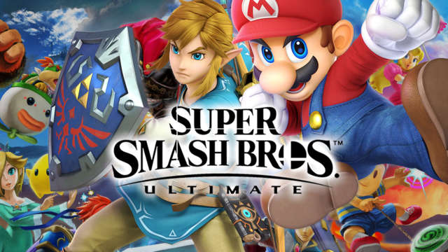 Super Smash Bros. Ultimate est le jeu le plus vendu sur la Nintendo Switch