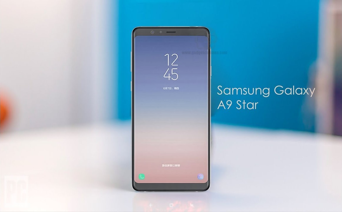 Le Galaxy A10 de Samsung pourrait être le premier à afficher les empreintes digitales Under Display