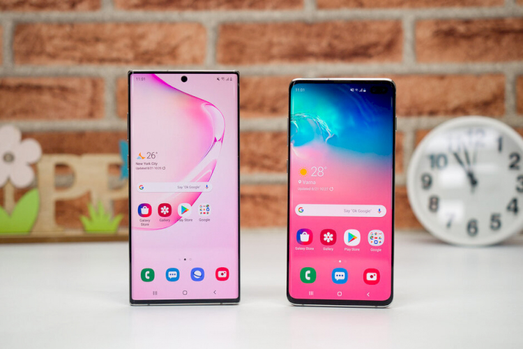 Five of the best new features in Samsung One UI 2.0