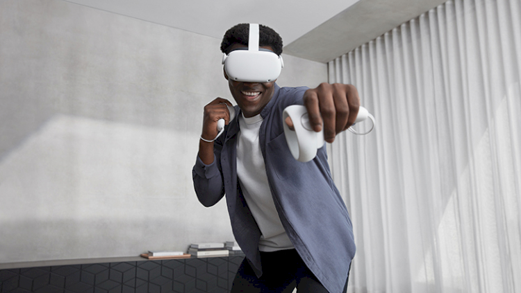 L'Oculus Quest 2 arrive en octobre à un prix étonnant — Facebook Connect
